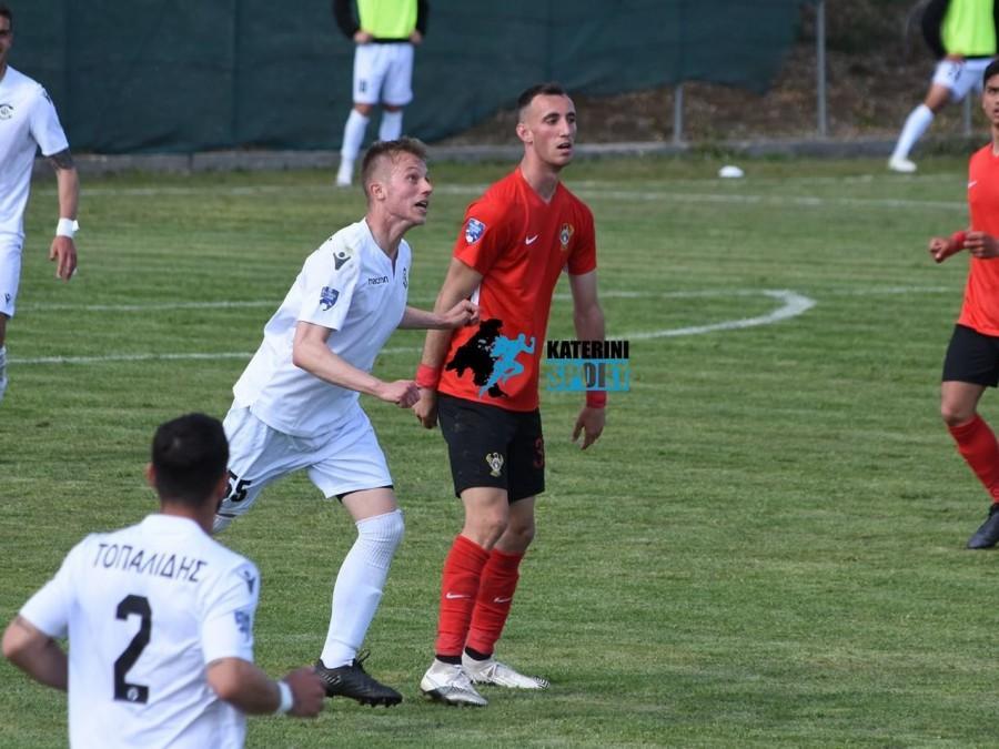 Παναγιώτου: «Το πρώτο μου γκολ, ο Καλαϊτζίδης και οι στόχοι μου»