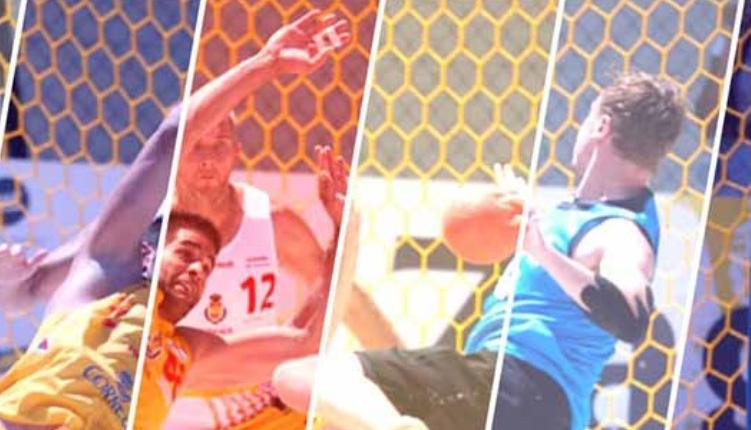 Σε τουρνουά  Beach Handball