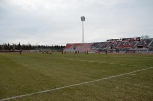 Γήπεδο του Απόλλωνα: Εικόνα εγκατάλειψης