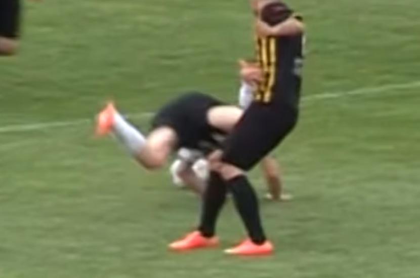 Penalties made in Seeres