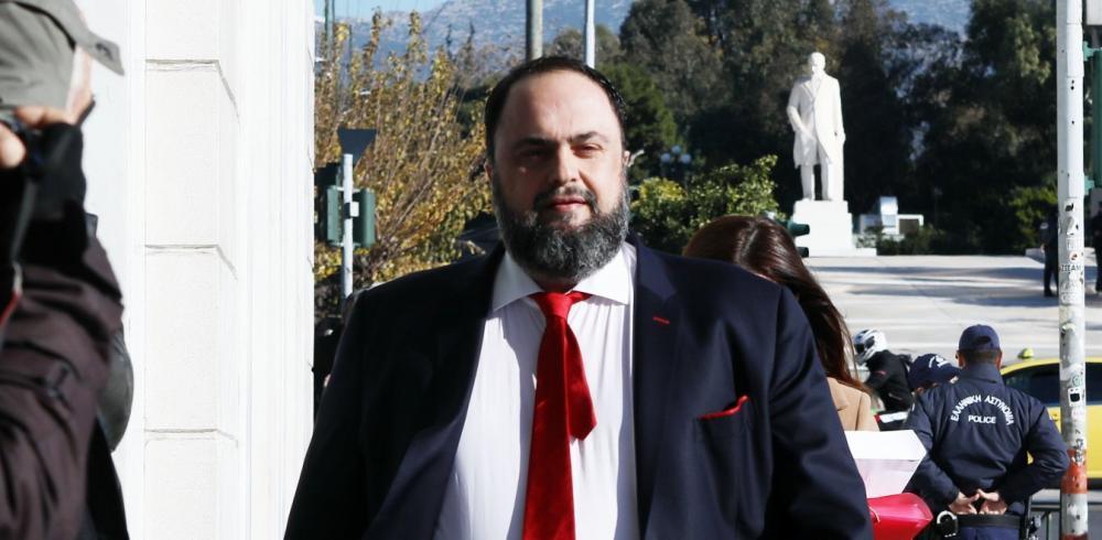 Προσβλήθηκε από κοροναϊό ο Βαγγέλης Μαρινάκης