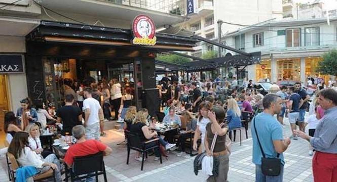 Κλείνουν εστιατόρια και καφετέριες