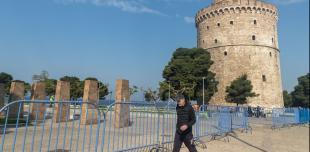 Καθολικό lockdown στη Θεσσαλονίκη με επιστροφή των SMS