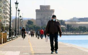 """Ανησυχία για την Θεσσαλονίκη. Συνεχίζει να """"τρομάζει"""" η Αττική"""