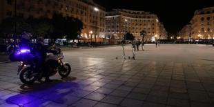 """Στο """"βαθύ κόκκινο"""" από αύριο η Θεσσαλονίκη"""