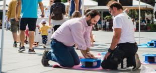 Η πρώτη Ελληνική πόλη στο Heart Safe Cities