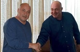 Ο Δήμαρχος κι ο πρόεδρος