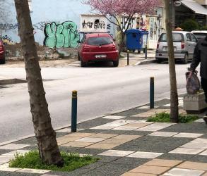 Άνδρας έπεσε από μπαλκόνι στην Πασαλίδη