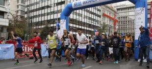 8ος Ημιμαραθώνιος της Αθήνας την Κυριακή